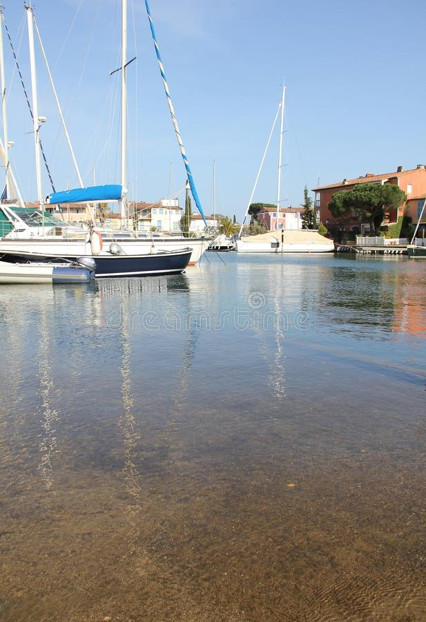 Download Port Grimaud Royalty Free Stock Photos - Image: 19140268
