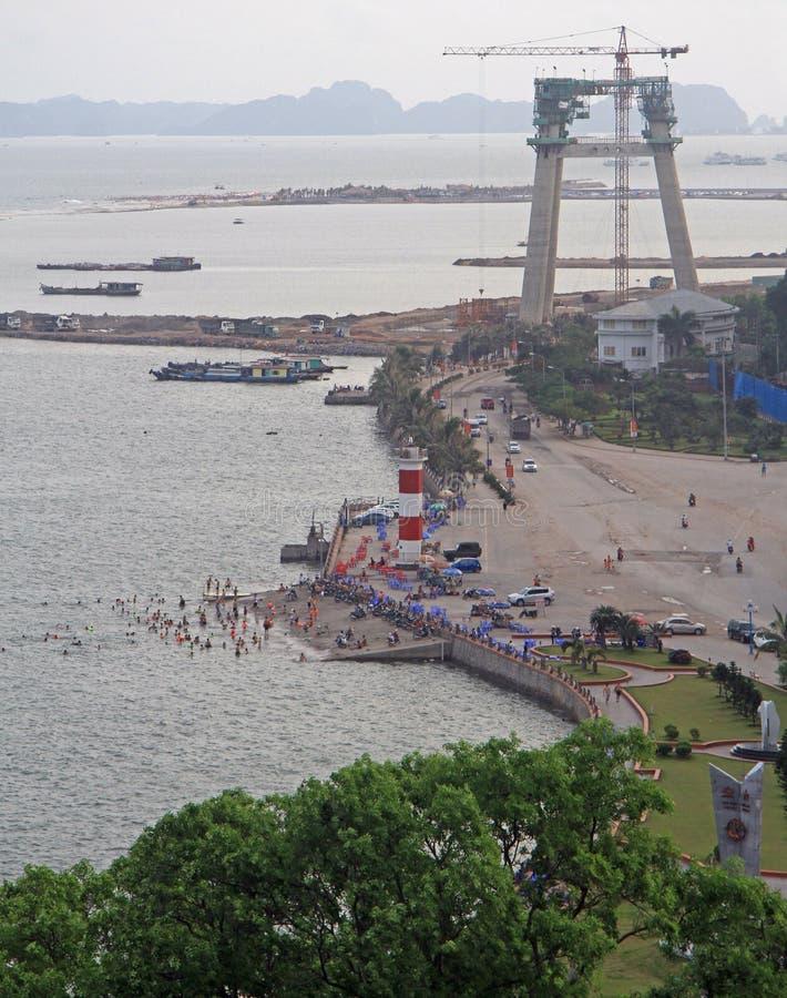 Download Port In Ha Long City, Vietnam Stock Photo - Image: 83718916