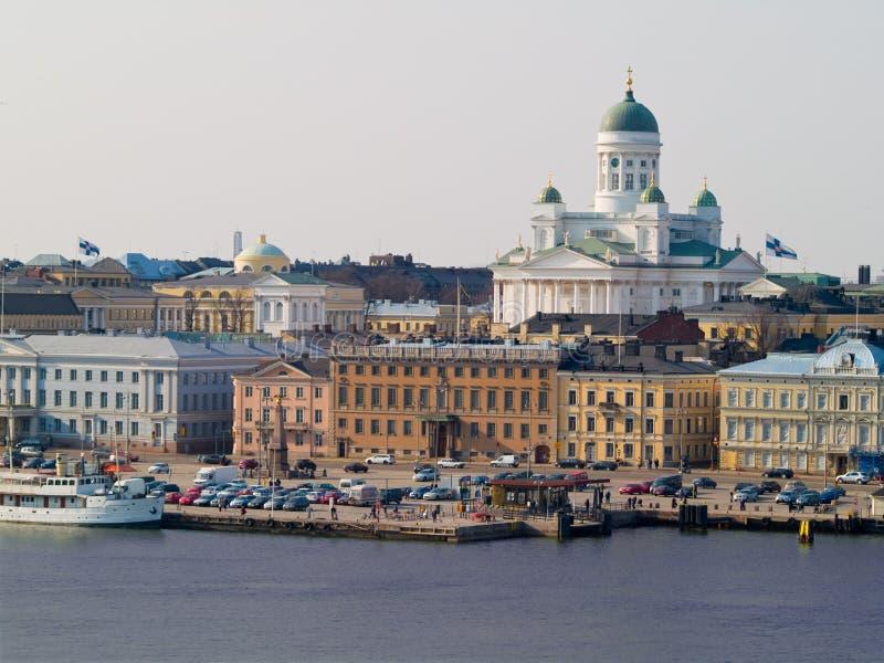 Port of Helsinki royalty free stock images