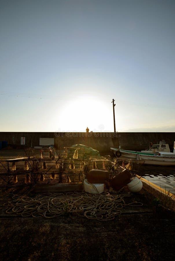 Port japonais photos stock