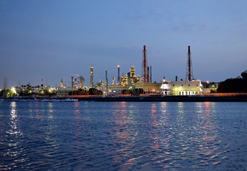 Port japonais image stock