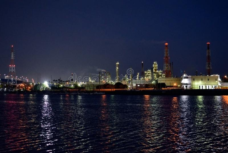 Port japonais photographie stock libre de droits