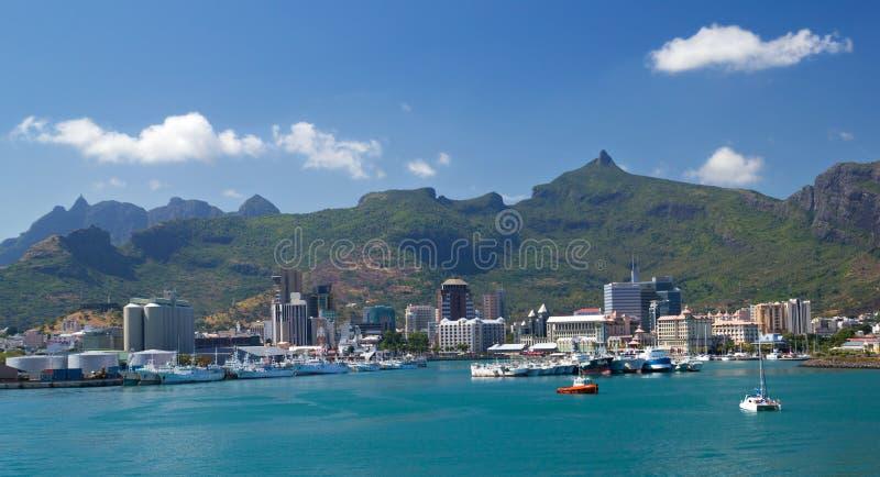 Port Louis lizenzfreie stockbilder