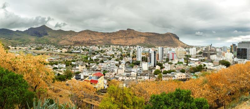 Port Louis, Isla Mauricio imagen de archivo libre de regalías