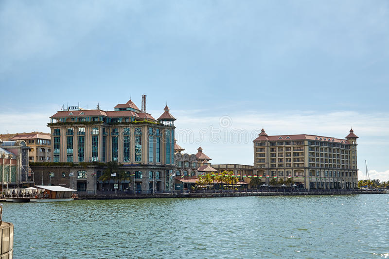 Port Louis, Mauritius royalty free stock photos