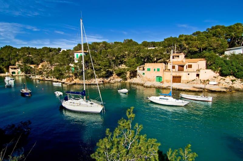 Port méditerranéen photographie stock