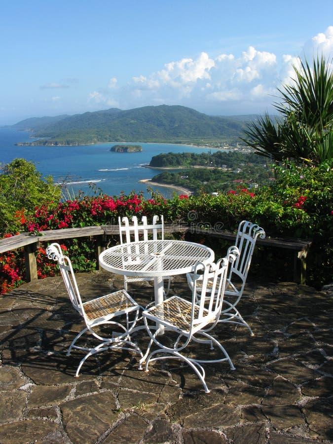 Port Maria Jamaica stock images