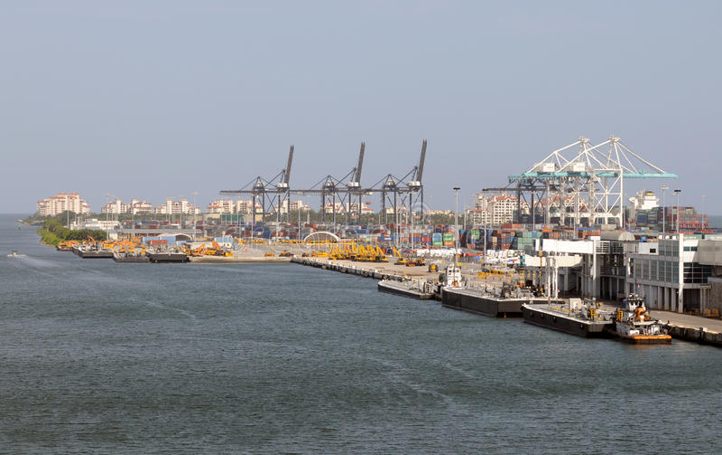 Port of Miami operations