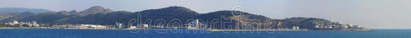 Port Monténégro de barre photographie stock