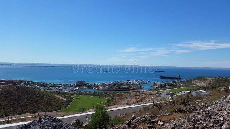Port Morski zdjęcie stock