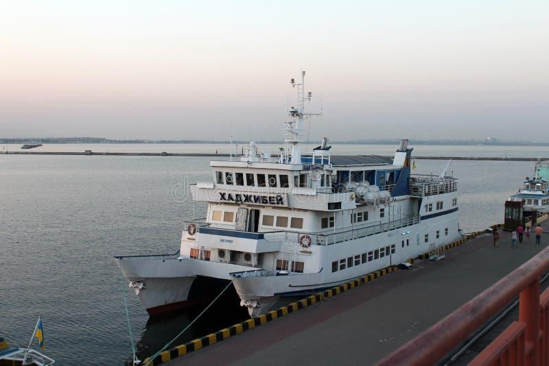 Port Odessa, Ukraina fotografia royalty free