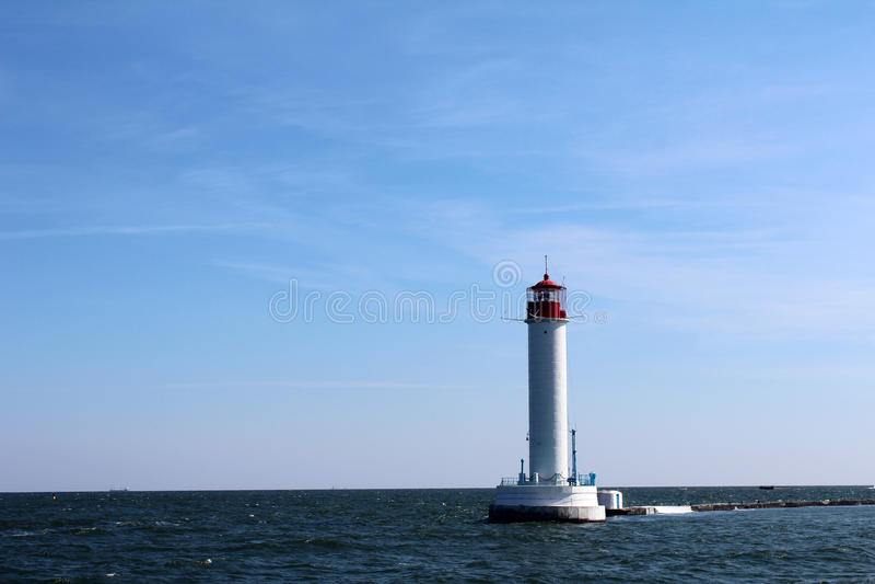 Port Odessa, Ukraina obrazy stock