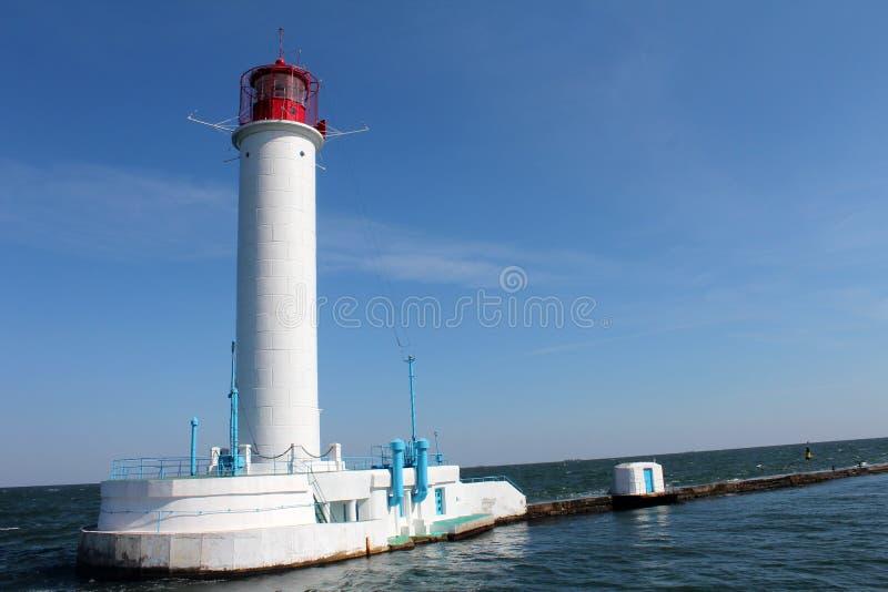 Port Odessa, Ukraina obrazy royalty free