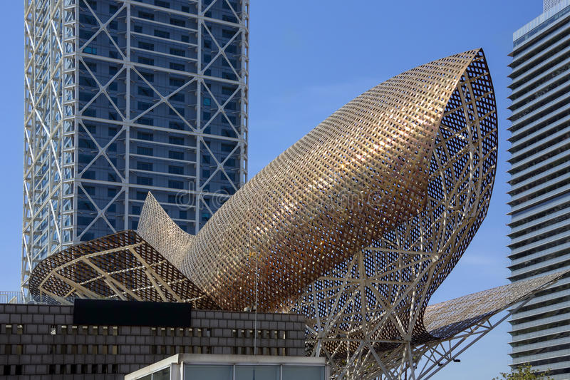 Download Port Olimpic - Barcelona - Spain Editorial Photography - Image: 26912097