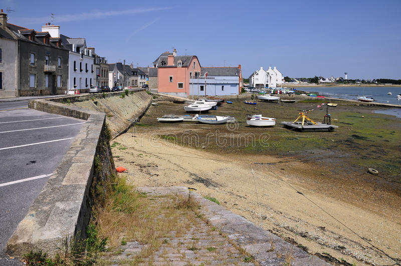 Download Port Of Port Louis In Brittany In France Stock Image - Image: 15045555