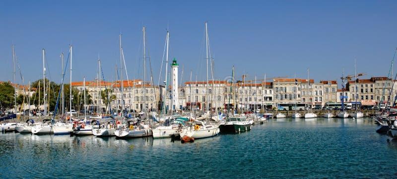 port Rochelle de La de la France photo libre de droits