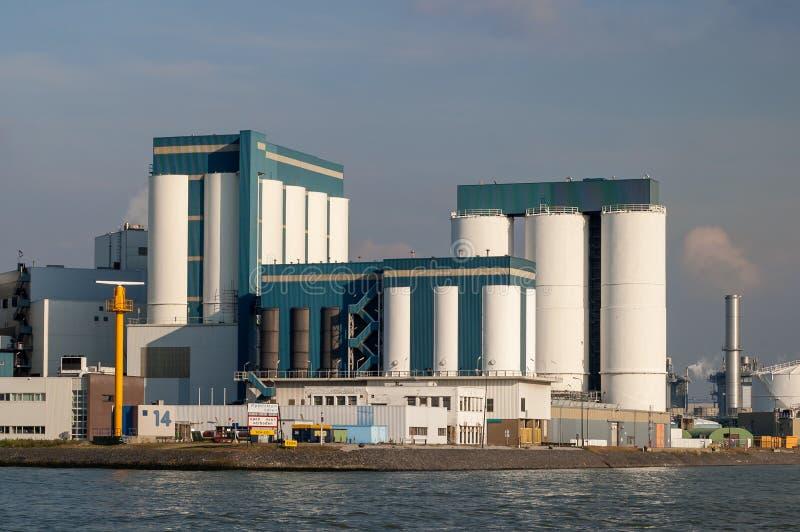 Port of Rotterdam, Netherlands stock photos