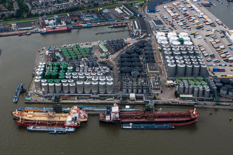 Download Port Of Rotterdam Editorial Stock Image - Image: 32337044
