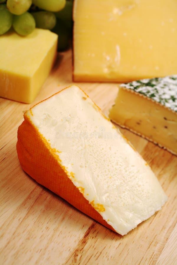 Download Port Salut cheeseboard stock photo. Image of creamy, block - 1323912