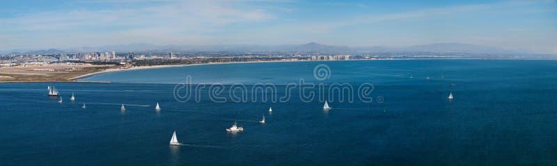 port san de diego photo stock
