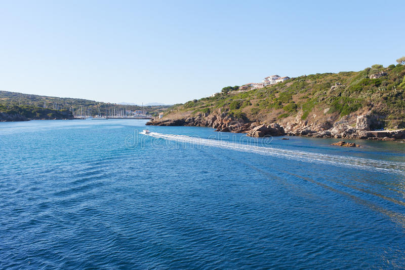 Port Santa Teresa Di Gallura, Italy. Stock Images