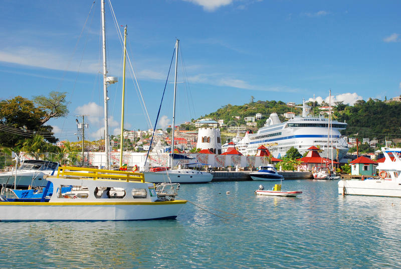 Download The Port Of St. George's, Grenada Editorial Photo - Image: 24112506