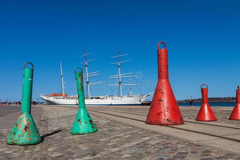 Port royalty free stock images