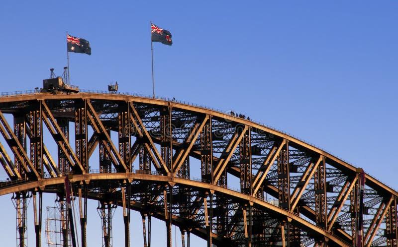 port Sydney de passerelle photographie stock libre de droits