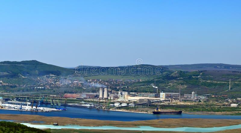 Port Varna - West stock photos