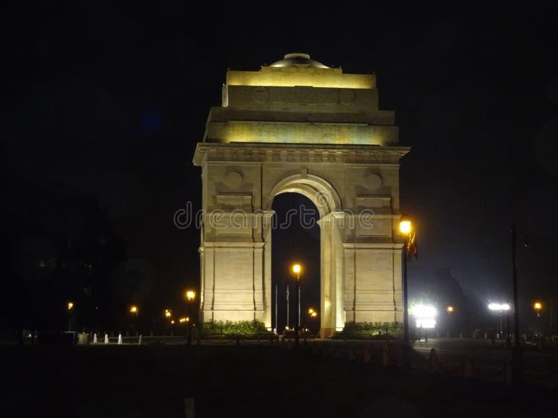 Porta da Índia grande fotos de stock