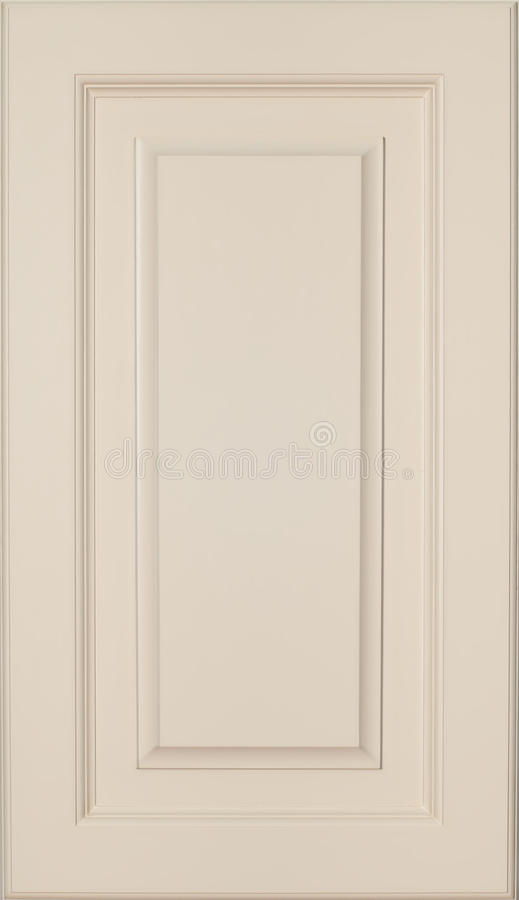 Porta de gabinete de madeira fotografia de stock royalty free