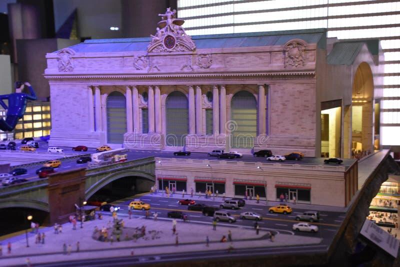A porta de Gulliver em Manhattan, New York imagens de stock royalty free