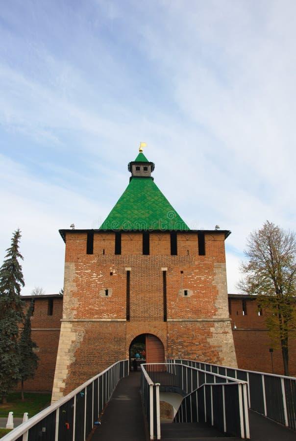 Porta de Kremlin fotografia de stock