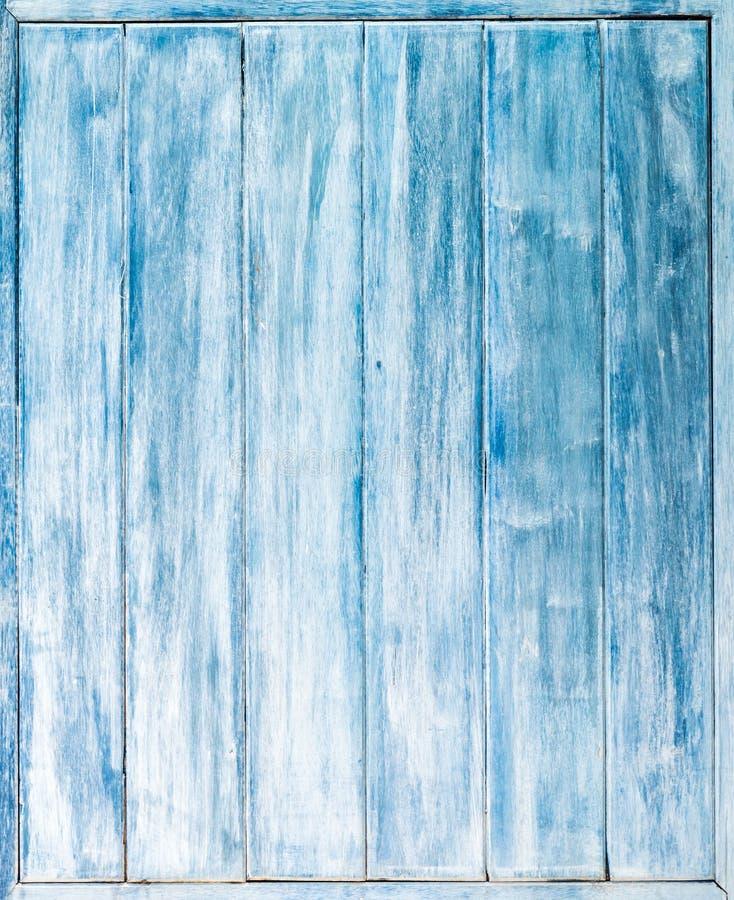 porta de madeira azul fotos de stock royalty free