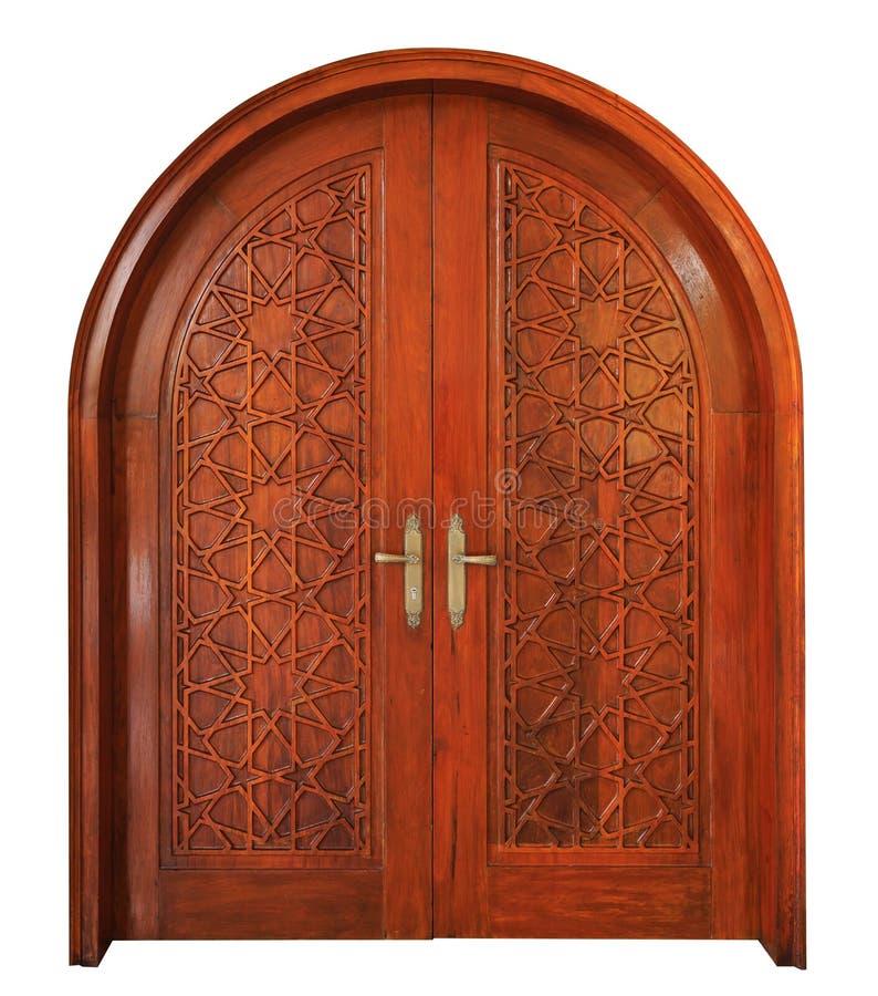 Porta de Masjid imagens de stock royalty free