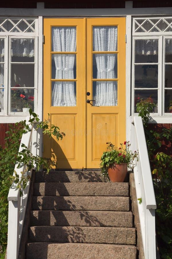 Porta de Sweden fotos de stock royalty free