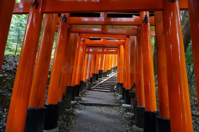 Porta de Torii fotos de stock royalty free