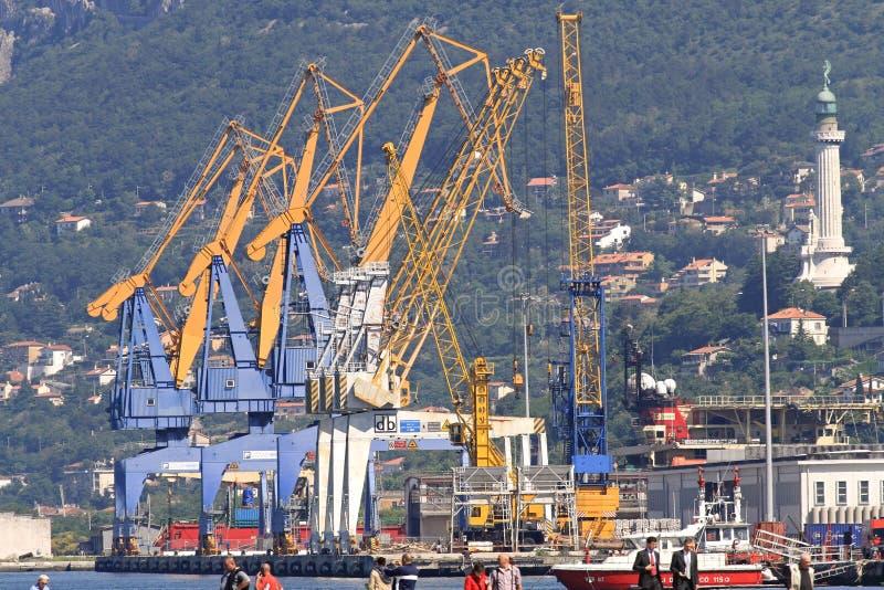 Porta de Trieste imagem de stock royalty free