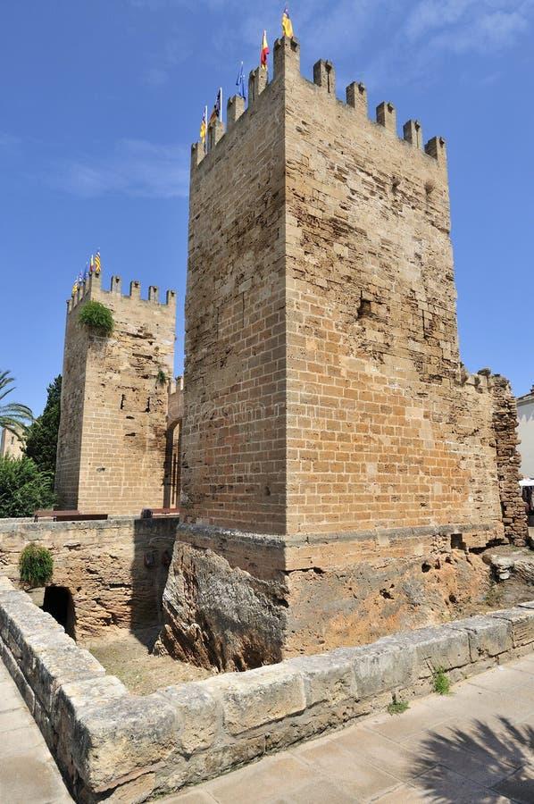 Porta de Xara en Alcudia fotografía de archivo libre de regalías