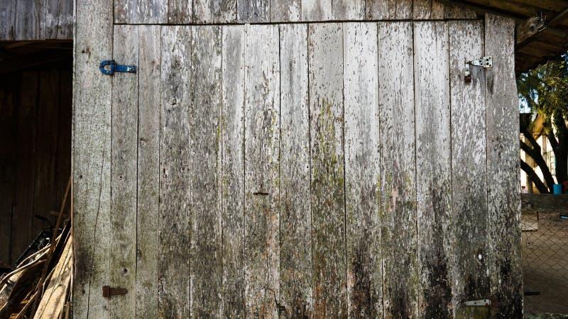 Porta del ranch fotografia stock libera da diritti