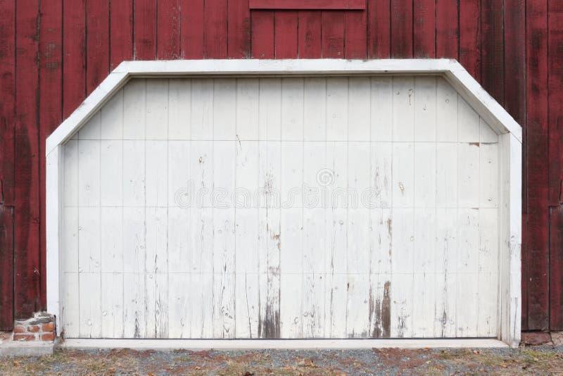 Porta di granaio fotografie stock libere da diritti