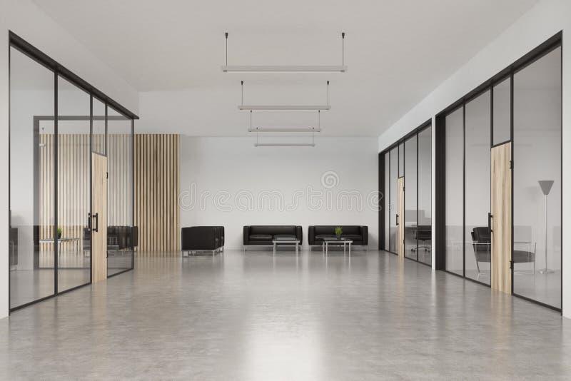 Poltrone Ingresso Ufficio : Porta di legno dell ufficio di vetro ingresso anteriore