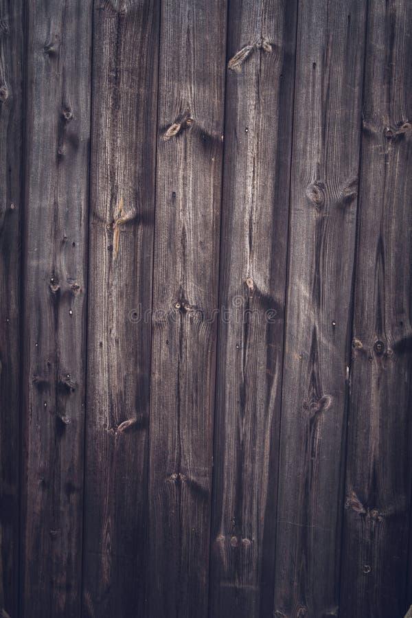 Porta di legno rustica per le strutture fotografia stock