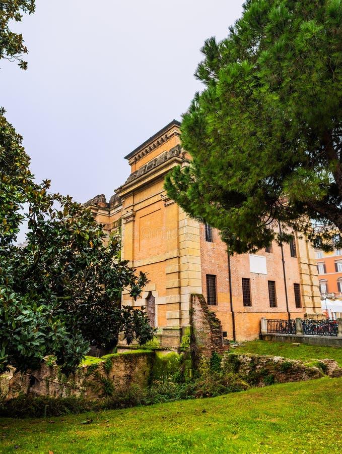 Porta Galliera de ville de Bologna, Italie photos stock