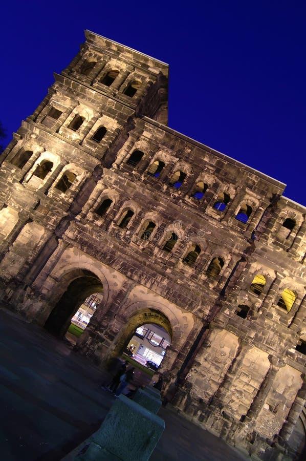 Download Porta Nigra stock image. Image of palinate, germany, german - 11961195