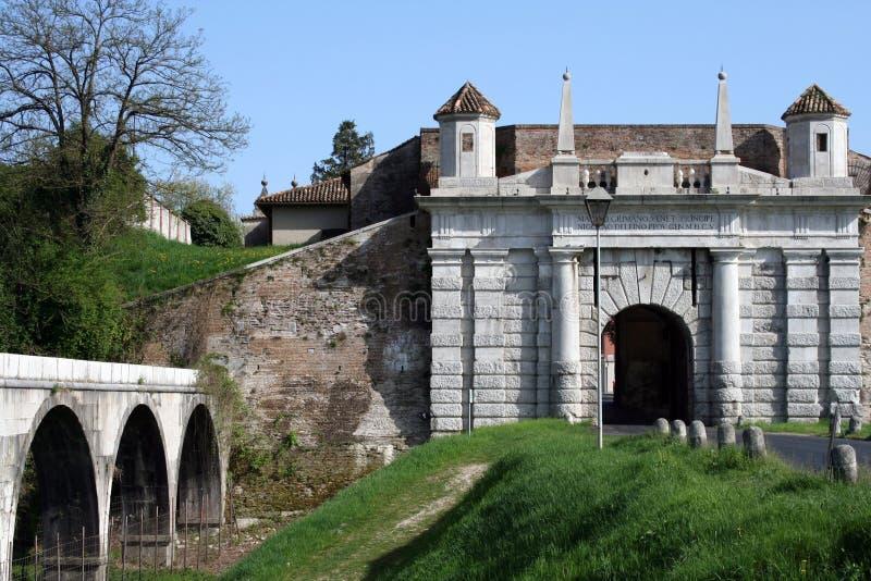 Download Porta udine stock image. Image of monumental, architecture - 19284719