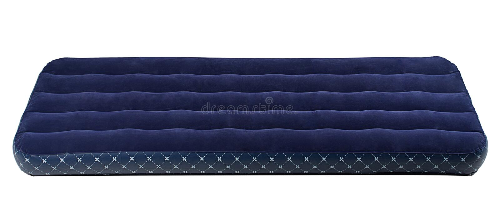 Download Portable air bed stock image. Image of picnic, plastic - 25285839