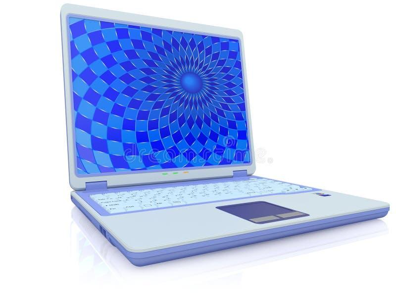 Portable Computer Laptop Royalty Free Stock Image