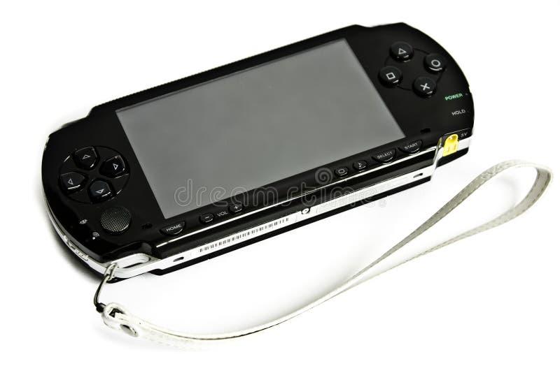 Portable de la estación del juego foto de archivo