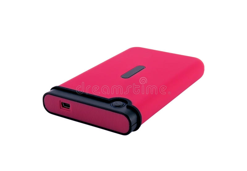 portable för hdd för diskdrev extern hård arkivfoton